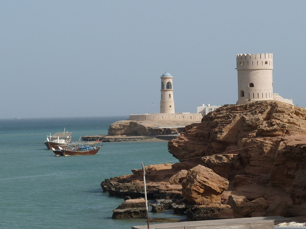 Oman tower
